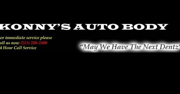 Konny's Auto Body Shop