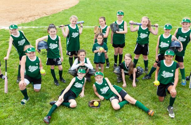 Cougars Softball