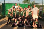 2015 U10 Girls Softball Team