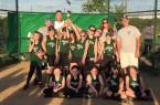 2015 U10 Girls Softball Team
