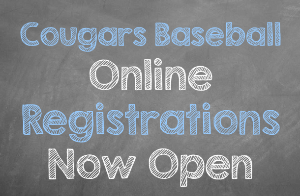 Baseball Registrations